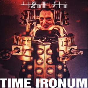 album cover - Time Ironum