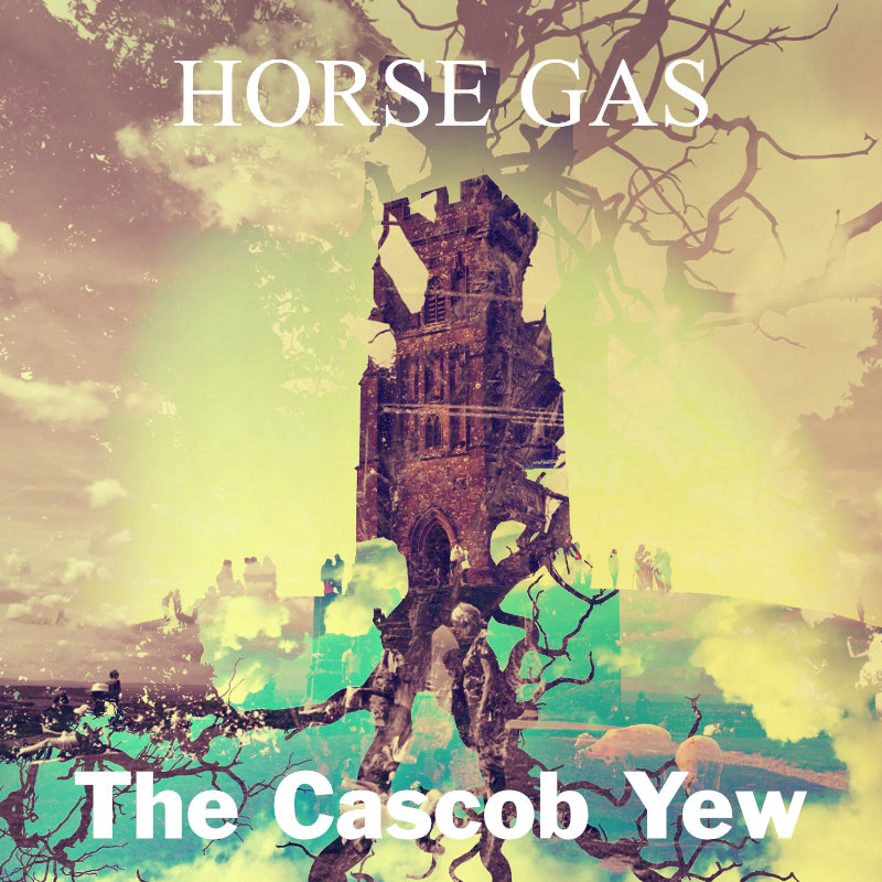 horse gas the cascob yew